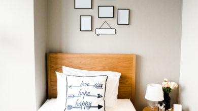 Photo of Gemütlich und praktisch: Ein kleines Schlafzimmer einrichten