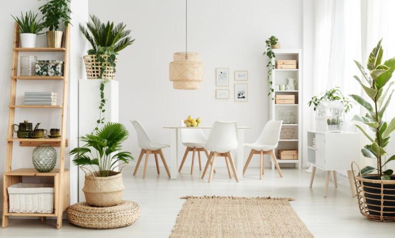 Skandinavische Wohnraumgestaltung
