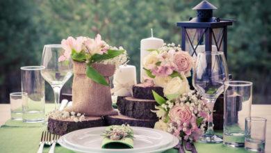 Photo of Tischdeko für zu Hause: Einfache Ideen zum Selbermachen
