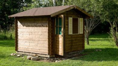 Photo of Gartenhäuser: Kleines Häuschen mit mehreren Nutzungsmöglichkeiten