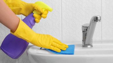 Photo of Kalk entfernen im Badezimmer: Diese Mittel helfen wirklich
