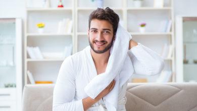 Photo of Stylishe Bademäntel für Herren: Diese Optionen gibt es